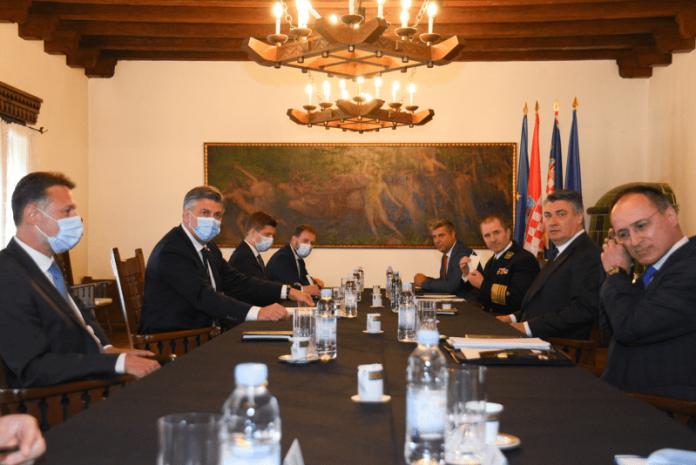 Održana 14. sjednica Vijeća za obranu