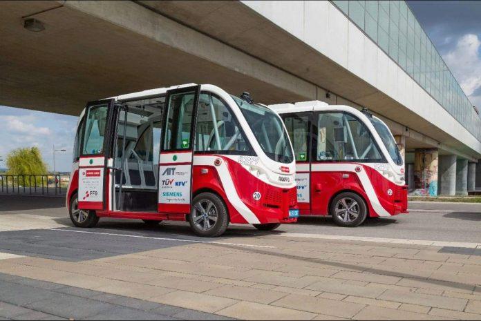 Samovozeći autobusi još do kraja lipnja na ulicama Beča