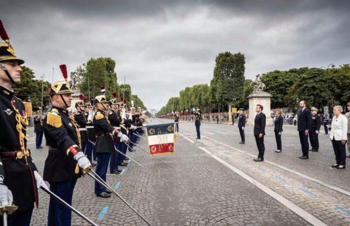 Načelnik glavnog stožera francuske vojske pozvao vojnike da podnesu ostavku zbog pisma o građanskom ratu