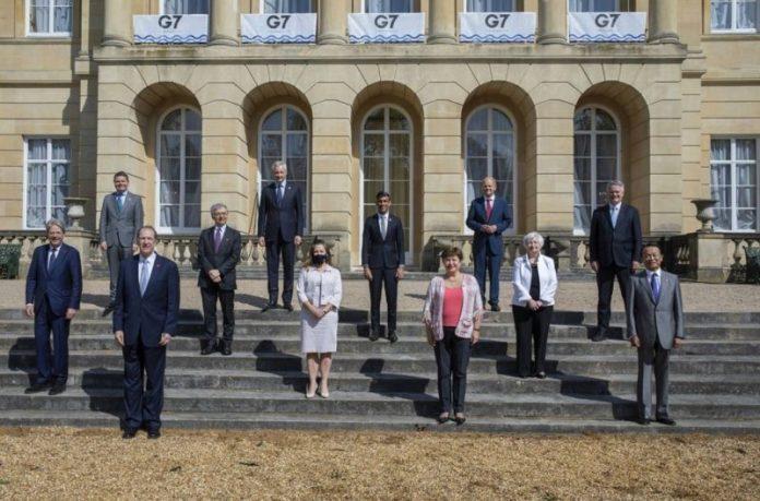 G7 postigao sporazum o minimalnom oporezivanju korporacija