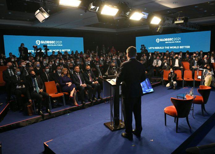 Predsjednik Milanović na Forumu o globalnoj sigurnosti – GLOBSEC 2021