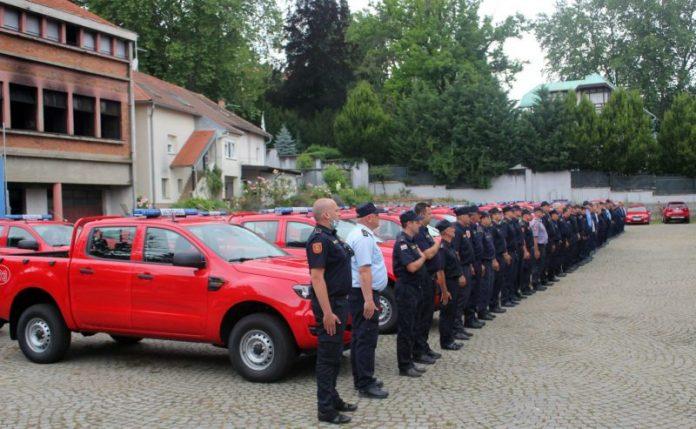 Isporučeno novih 26 vatrogasnih vozila