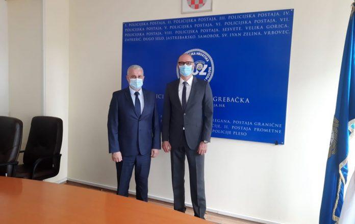 Predsjednik Gradske skupštine posjetio Policijsku upravu zagrebačku