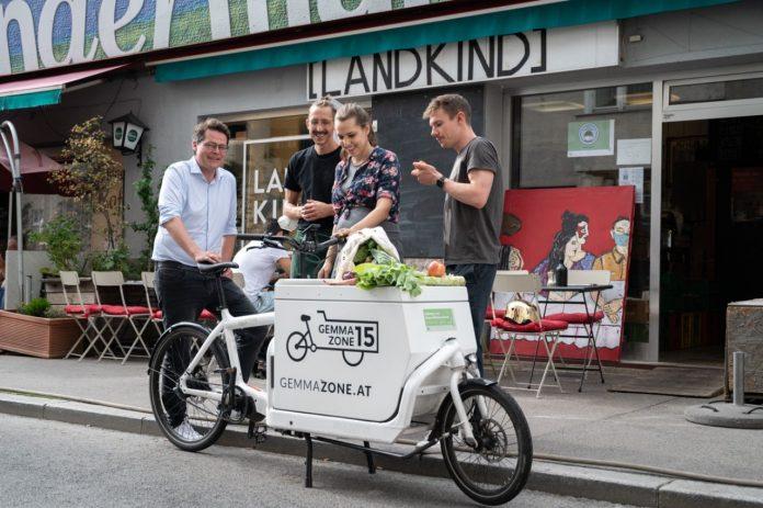 Beč: Povećane subvencije za električne teretne bicikle