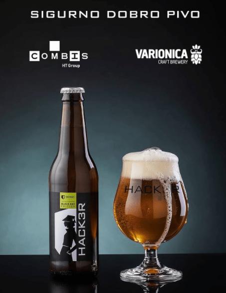 Combis i Varionica lansirali Hack3r pivo