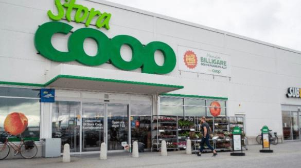 Švedski lanac supermarketa pogođen