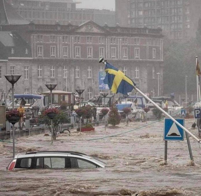 Najmanje 120 mrtvih i stotine nestalih zbog poplava u zapadnoj Europi