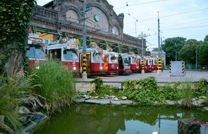 Putnici u bečkim tramvajima postaju dostavljači paketa