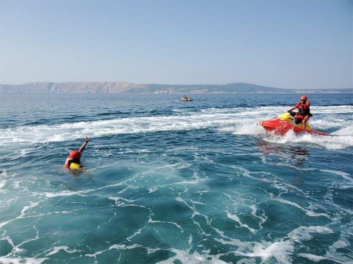 HRVATSKI CRVENI KRIŽ: Edukacija i prezentacija naučenih vještina upravljanja Rescue Runnerom