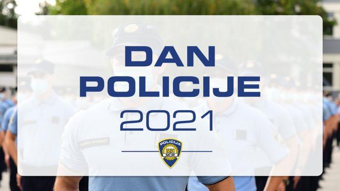Čestitka povodom Dana policije