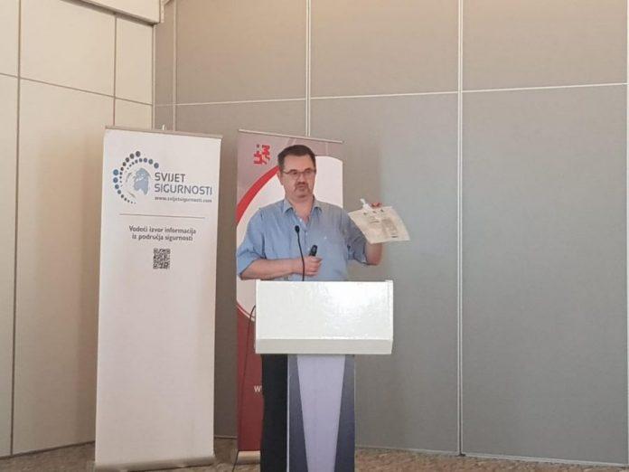 Održana šesta međunarodna znanstveno-stručna sigurnosna konferencija Zagreb Security Forum (ZSF)