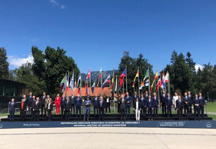 Banožić na neformalnom sastanku ministara EU u Ljubljani