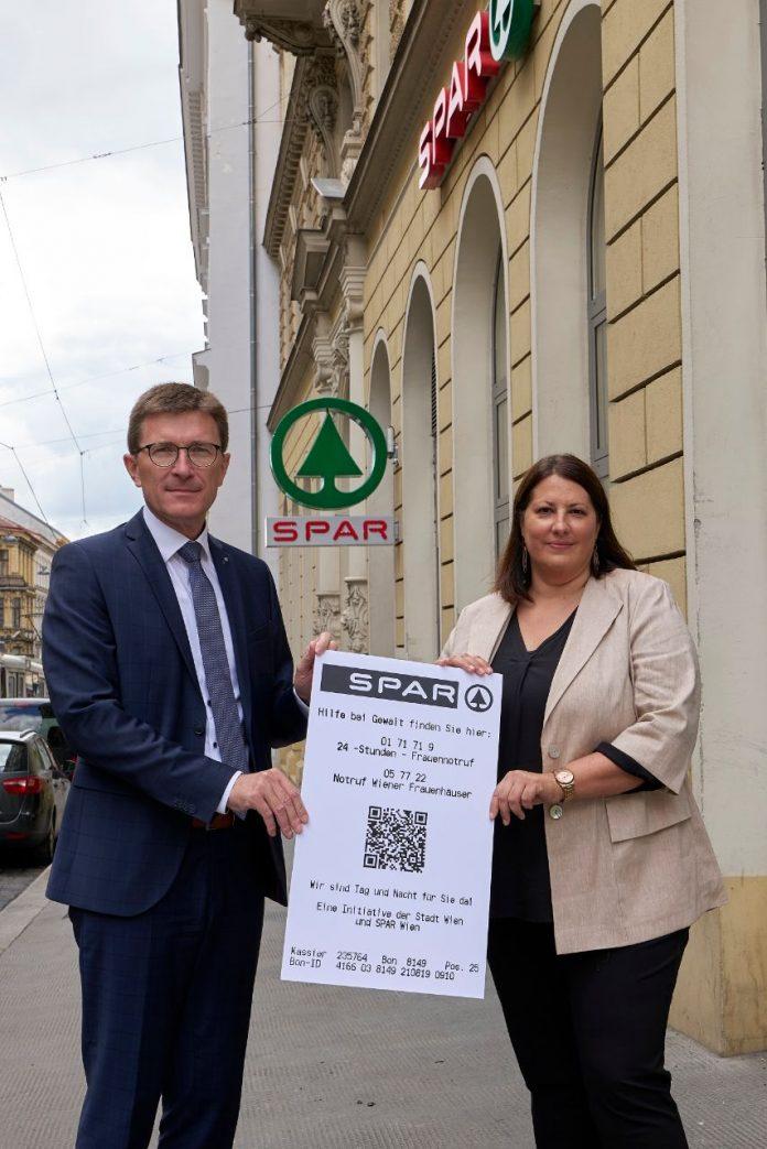Grad Beč i Spar u prevenciji nasilja nad ženama